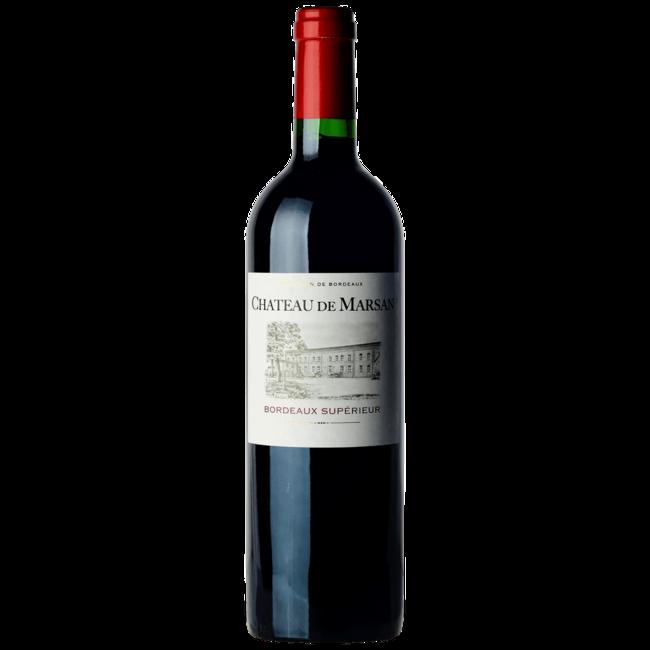 Château de Marsan Bordeaux Supérieur Rouge Grand Vin de Bordeaux - Bordeaux, Frankrijk