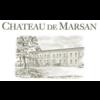Château de Marsan Premières Côtes de Bordeaux Moelleux Grand Vin de Bordeaux - Bordeaux, Frankrijk