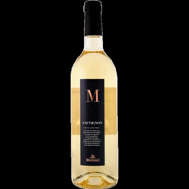 Sauvignon Blanc I.G.P. M Montagnac - Languedoc, Frankrijk