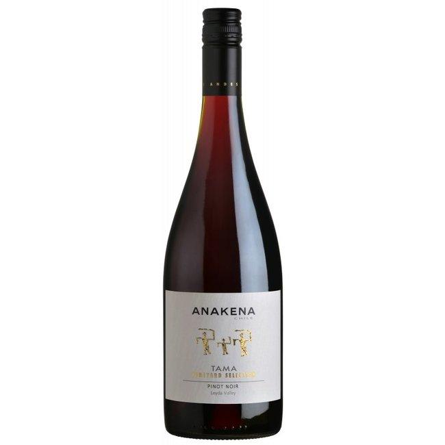 Pinot Noir Tama Anakena Vineyard Selection - Valle de Casablanca, Chili
