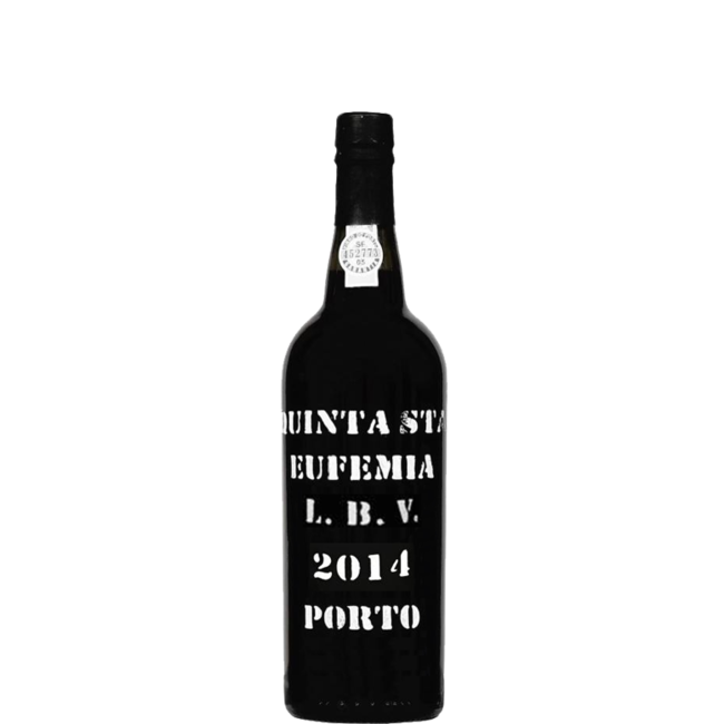 Quinta de Santa Eufémia L.B.V. Late Bottled Vintage 2014 0,375L - Douro, Portugal