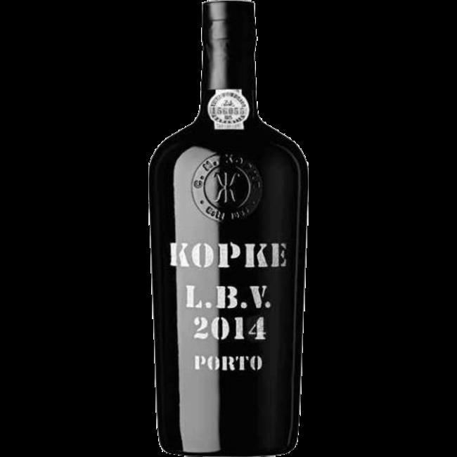 L.B.V. Porto 2014 Kopke Bottled in 2019 - Douro, Portugal