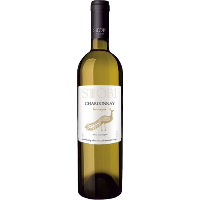Stobi Winery Chardonnay Barrique Stobi Winery - Tikvesh, Noord-Macedonië