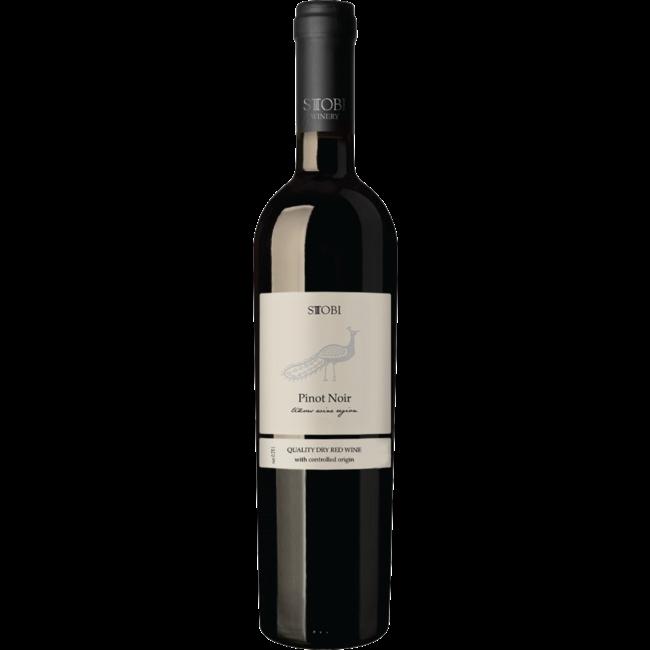 Stobi Winery Pinot Noir Stobi Winery - Tikvesh, Noord-Macedonië