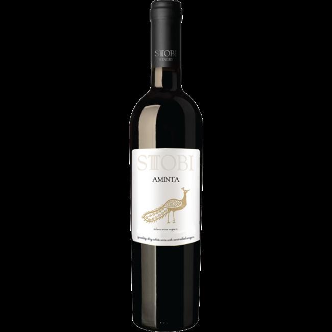 Stobi Winery Aminta Barrique 2013 - Tikvesh, Noord-Macedonië