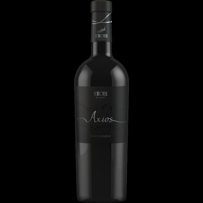 Stobi Winery Axios Private Reserve 2013 - Tikvesh, Noord-Macedonië