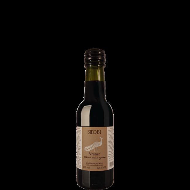 Stobi Winery Vranec 187ml - Tikvesh, Noord-Macedonië