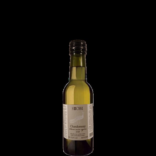 Stobi Winery Chardonnay 187ml Stobi Winery - Tikvesh, Noord-Macedonië - Copy