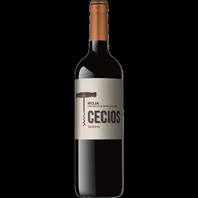 Bodegas Marqués de Reinosa Cecios Rioja Reserva - Rioja, Spanje