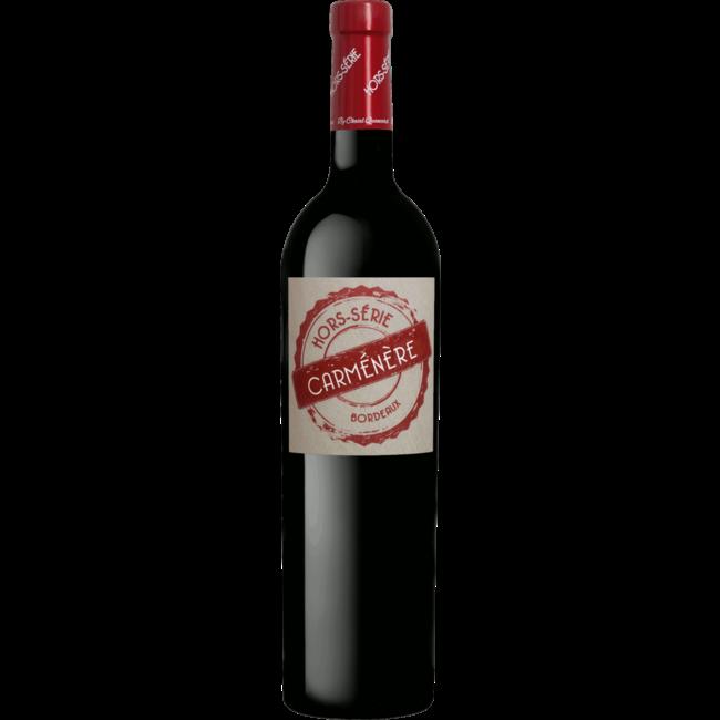 Hors-Série Carménère Cheval Quancard - Bordeaux, Frankrijk