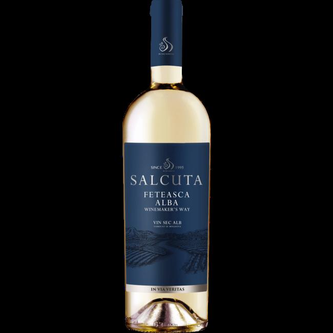 Salcuta Feteasca Albă Winemaker's Way - Stefan Voda, Moldavië