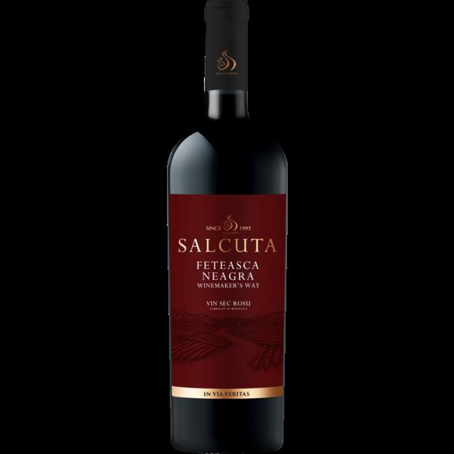 Salcuta Feteasca Neagra Winemaker's Way - Stefan Voda, Moldavië