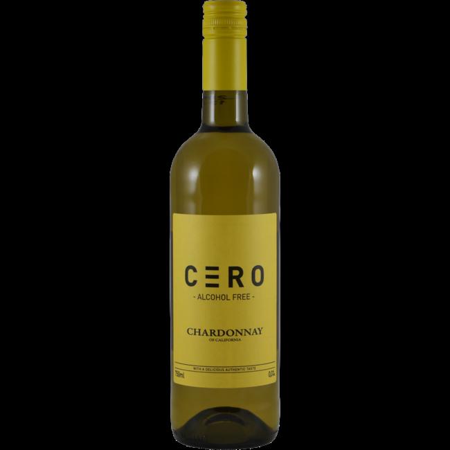Cero Chardonnay 0.0% Alcoholvrij - Californië, VS
