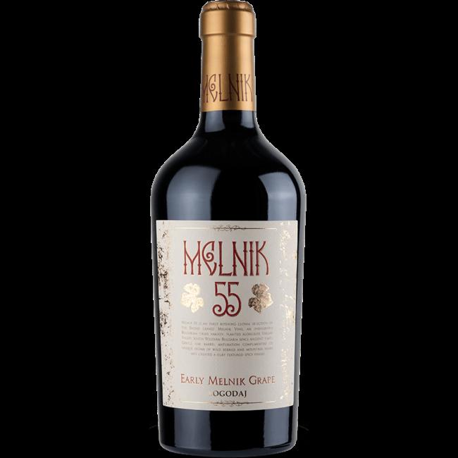 Logodaj Winery Melnik 55 Early Melnik Grape - Struma Vallei