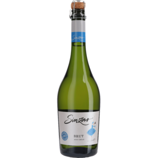 SinZero Spumante 0.5% Alcohol - Curicó Valley, Chili