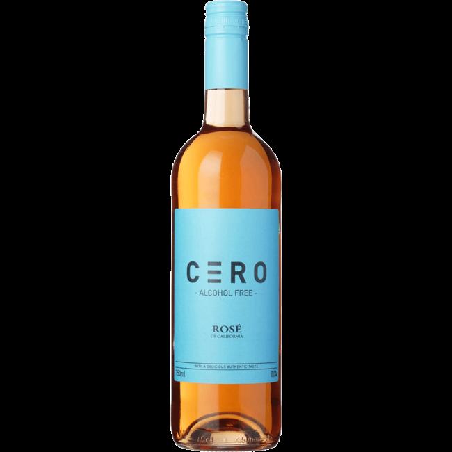 Cero rosé 0.0% Alcoholvrij - Californië, Verenigde Staten