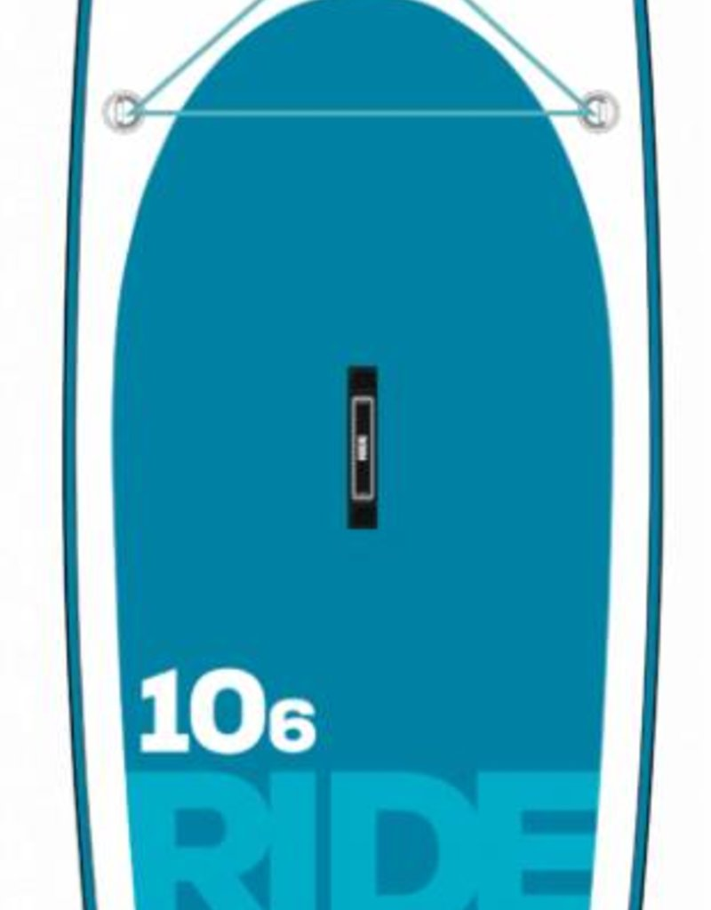 """Red Paddle Co Ride 10'6"""" Inflatable SUP Allround"""