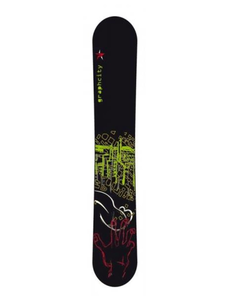 Limited4Y Snowboard Graphcity