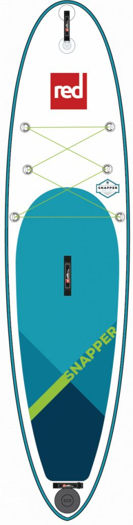 "Red Paddle Co Snapper 9'4"" Kids"