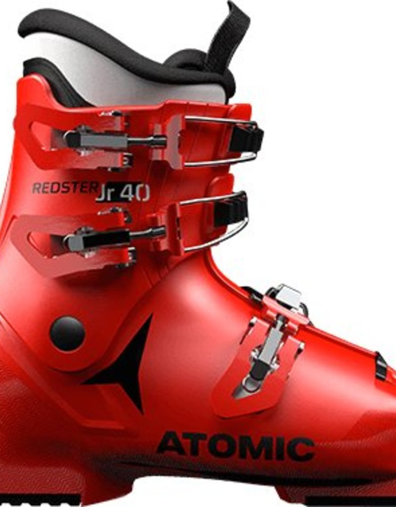 Atomic Junior skischoen Redster JR40Solid Red/black