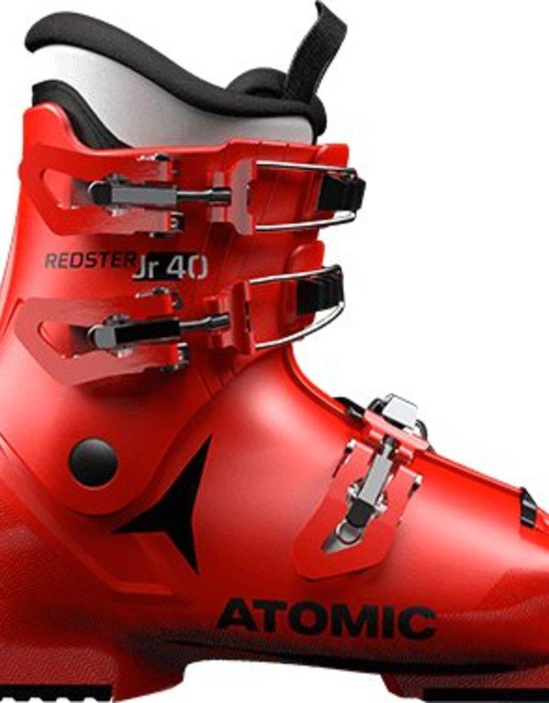 Atomic Junior skischoen Redster JR40Solid Red/black