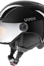 Uvex Helm 400 visor black