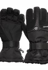 Sinner Everest skihandschoen zwart