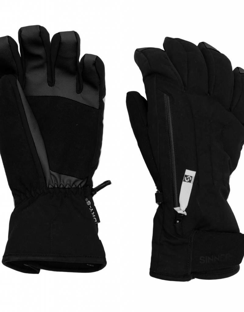 Sinner Sunlight skihandschoen zwart