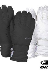 Ziener Ski handschoen Kuni dames zwart