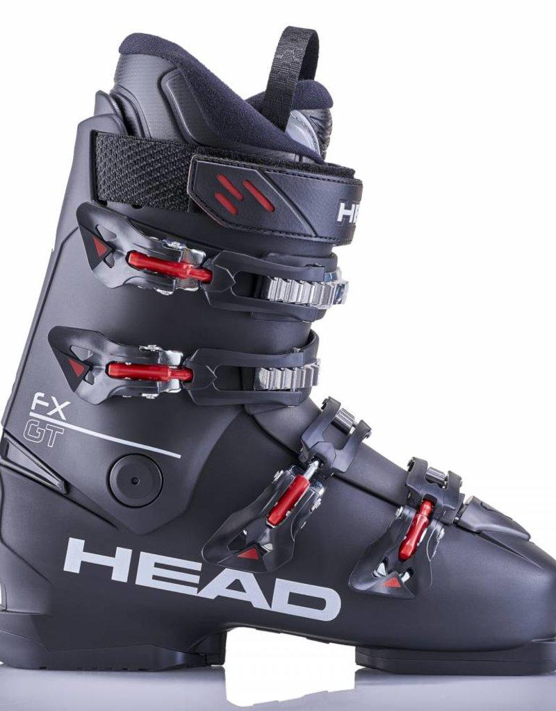 Head Skischoen heren FX GT zwart/ rood