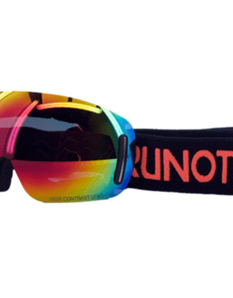 Brunotti Goggles unisex Speed 1 flexbril