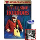 Little Shop of Horrors 3D DVD
