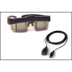 3D Brillen voor Samsung en Mitsubishi DLP Televisies
