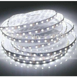 5 Meter ledstrip. Neutral White. Controller & powersupply included