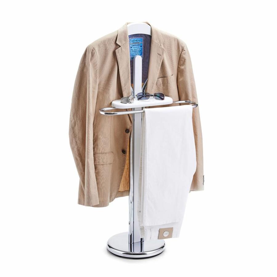 Zeller Present Dressboy chroom met wit