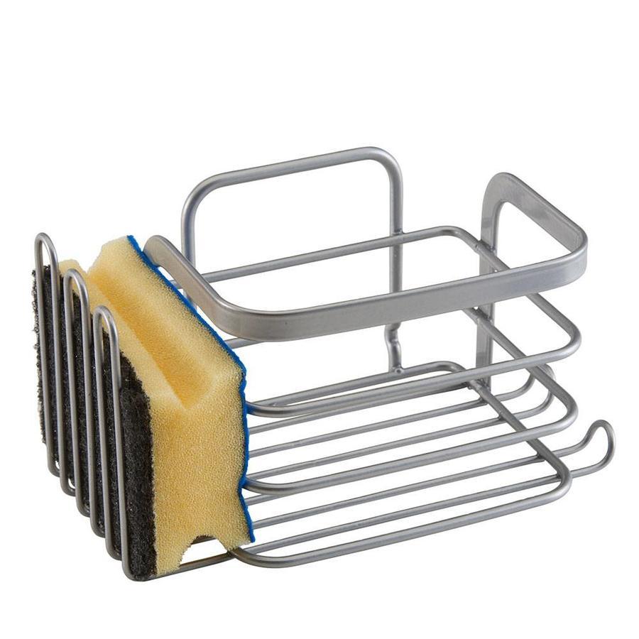Metaltex | Tomado Afwasmiddel en sponsrekje voor wandmontage