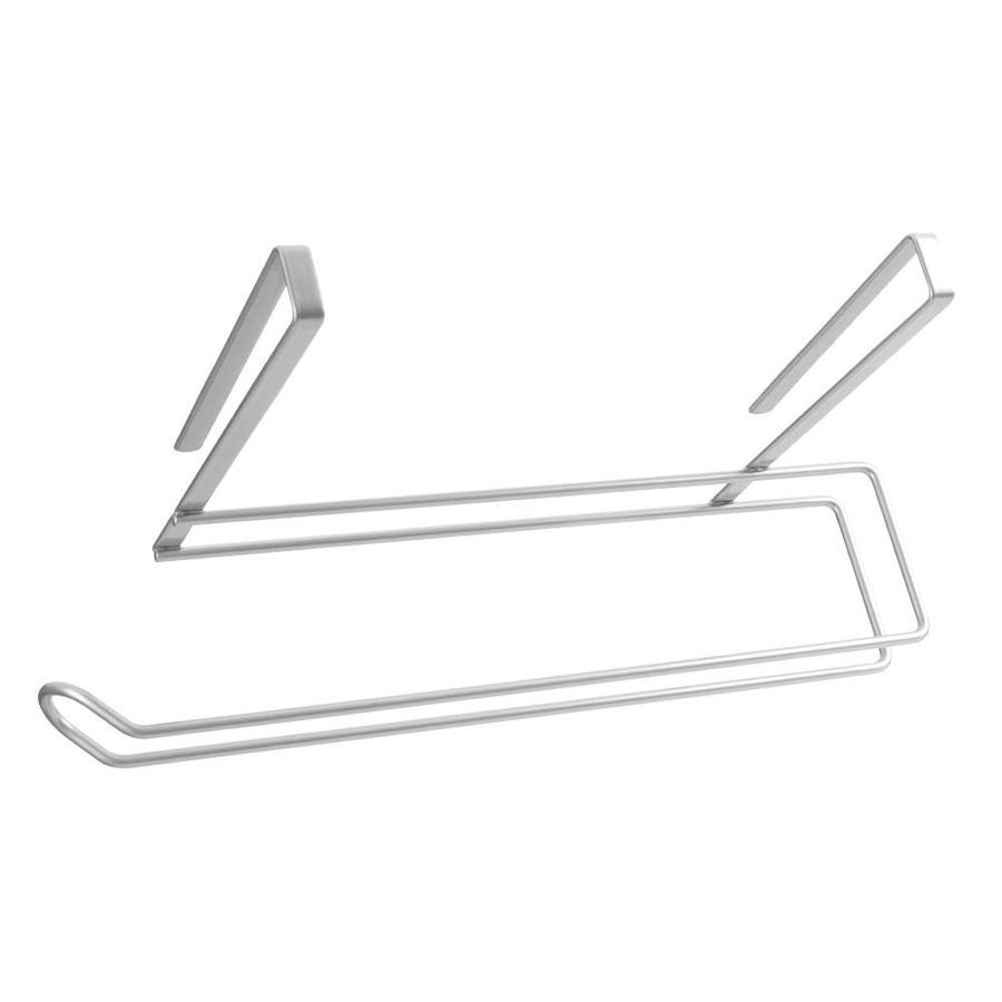 Metaltex | Tomado Keukenrolhouder voor keukenkastdeur of onderkant keukenkast / plank