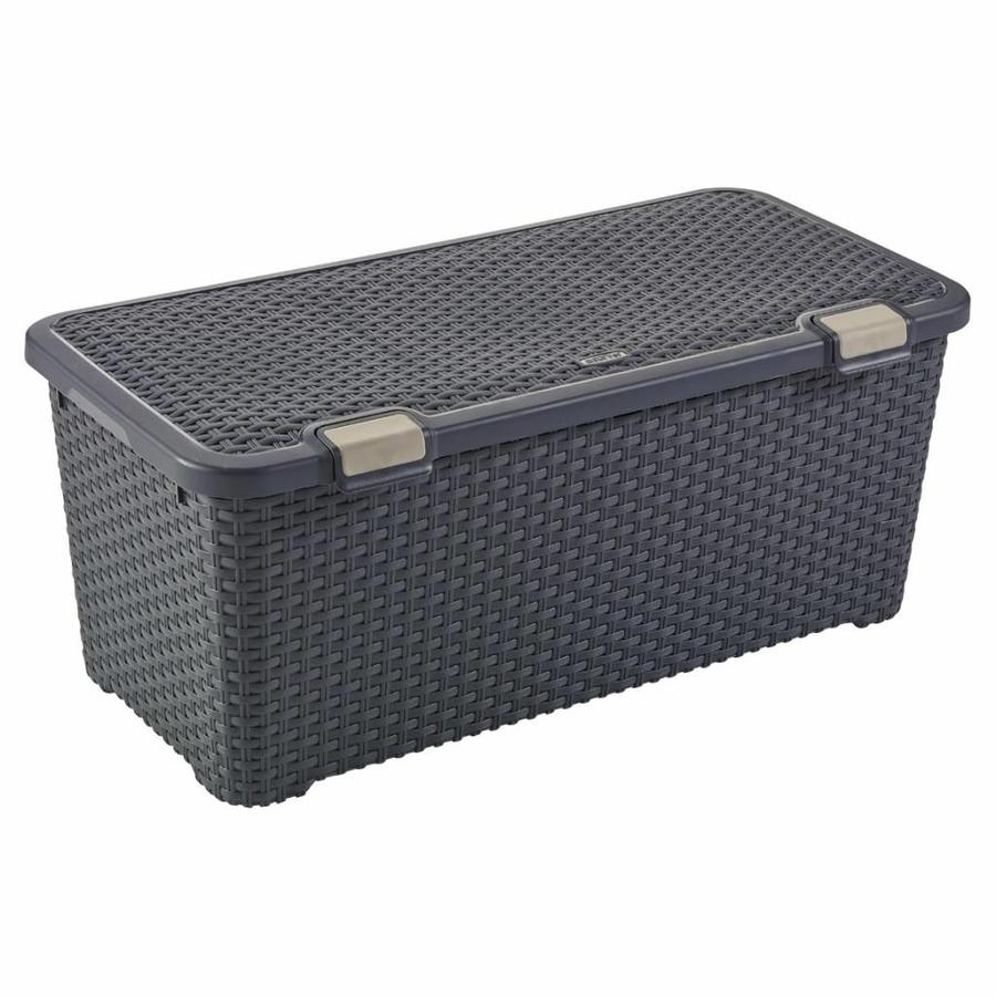 CURVER Style Trunk opbergbox 72 liter antraciet