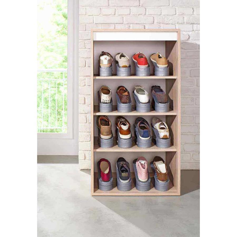 RUCO Set van 4 ruimtebespaarders voor schoenen