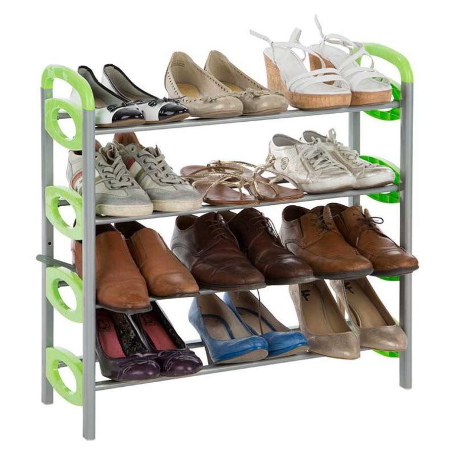 CASIBEL Schoenenrek voor 12 paar schoenen
