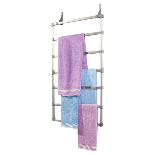 Verstelbaar handdoekenrek
