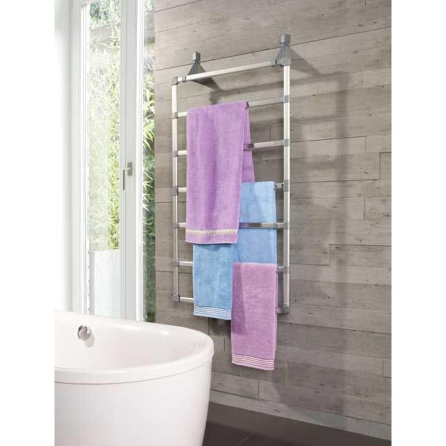 RUCO Verstelbaar handdoekenrek breedte 67 - 100 cm