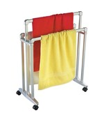 Handdoekenrek trolley
