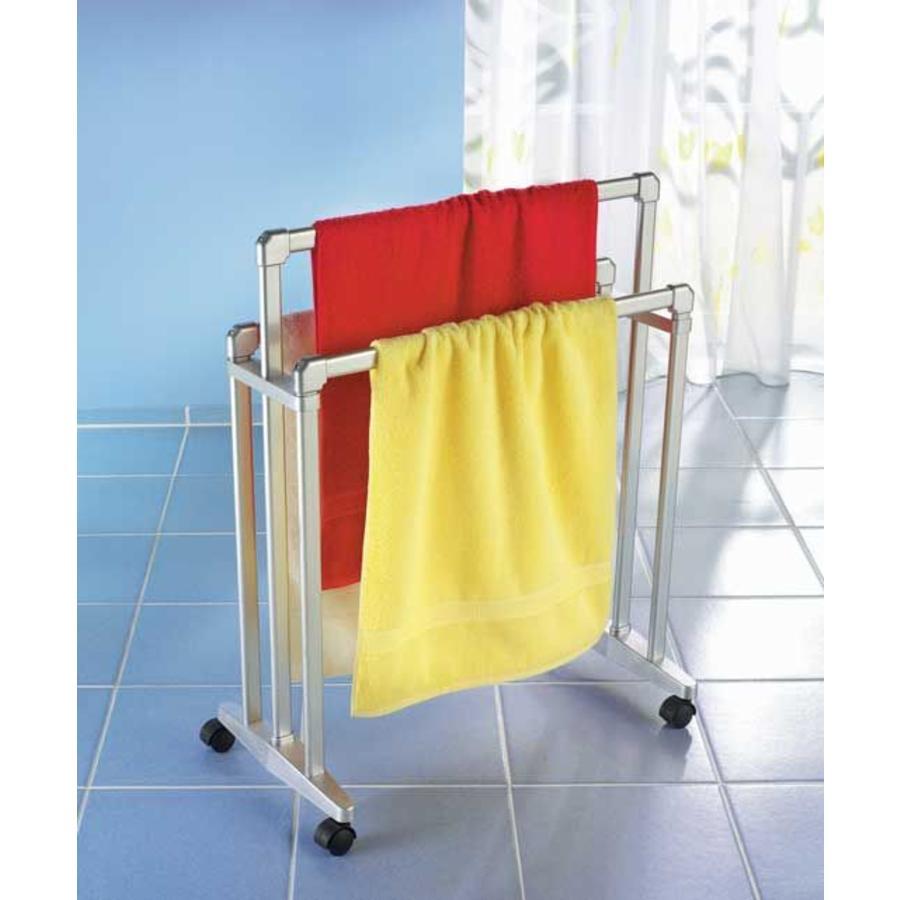 RUCO Handdoekenrek trolley