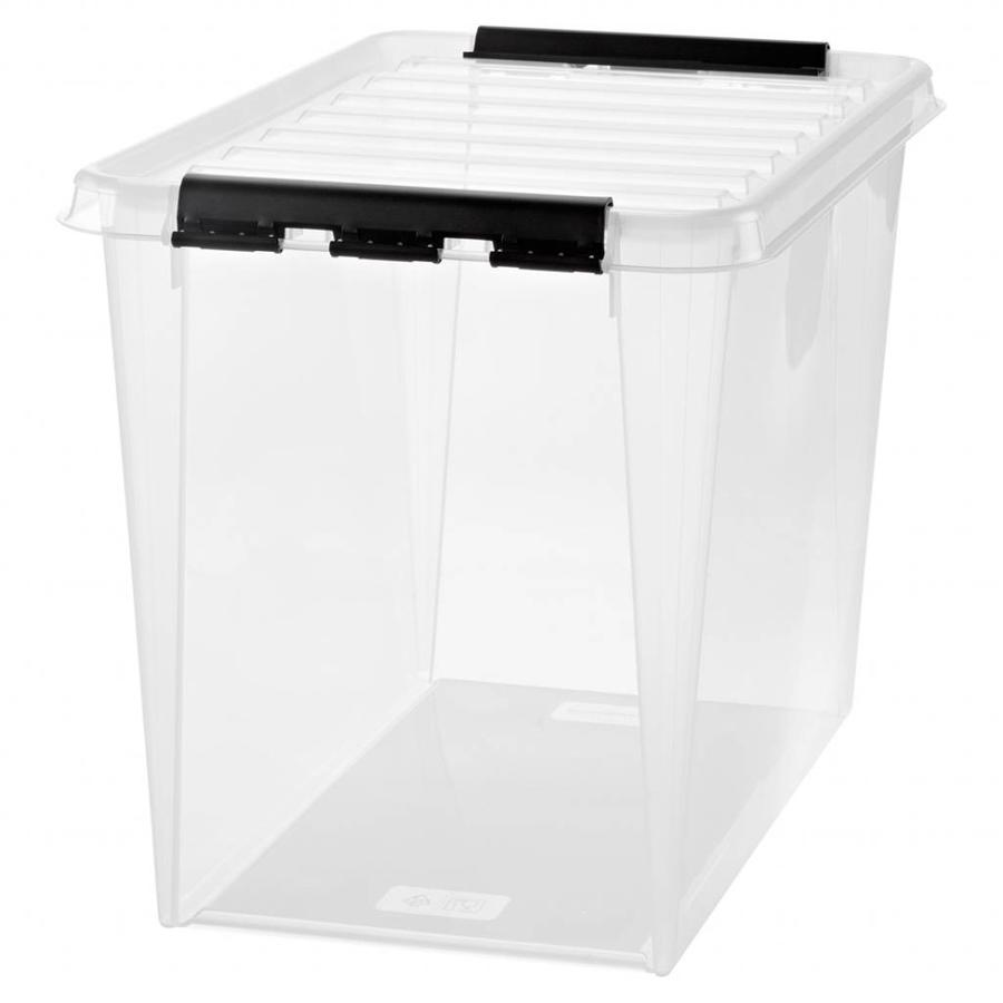 SmartStore Clipbox Classic 65 transparant (61 liter)