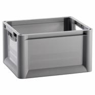 Unibox 20 liter grijs