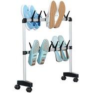 Mobiel schoenenrek 12 paar