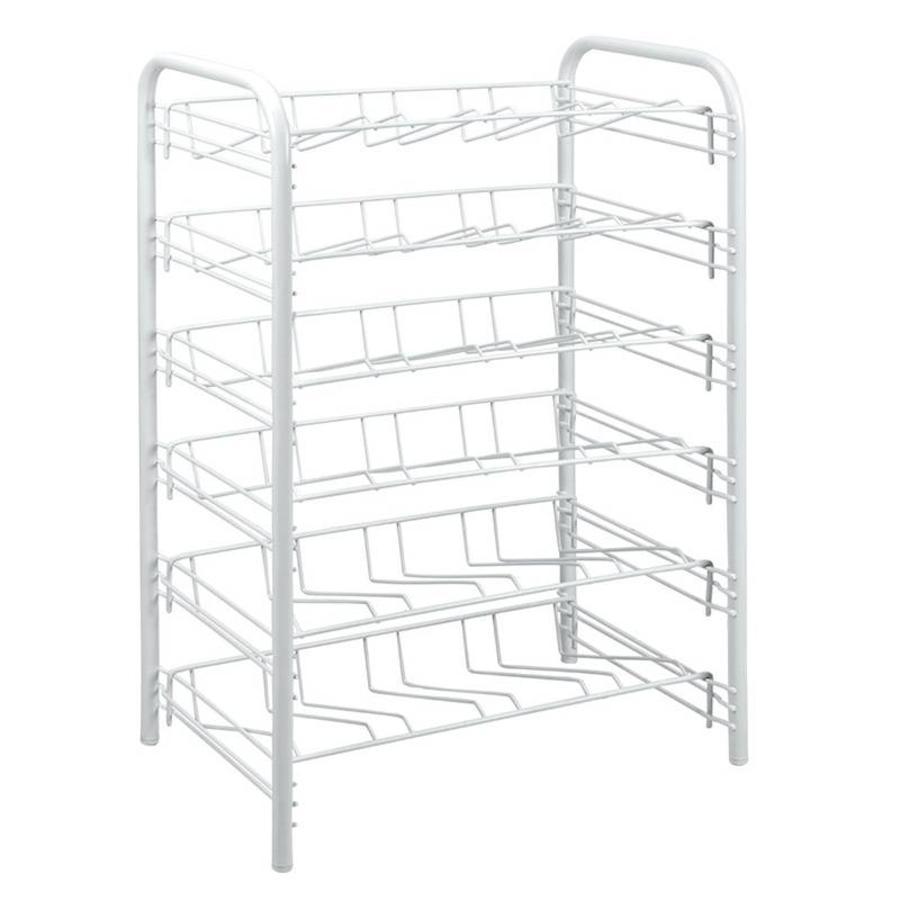 Metaltex | Tomado Flessenrek DOLCETTO met 6 etages