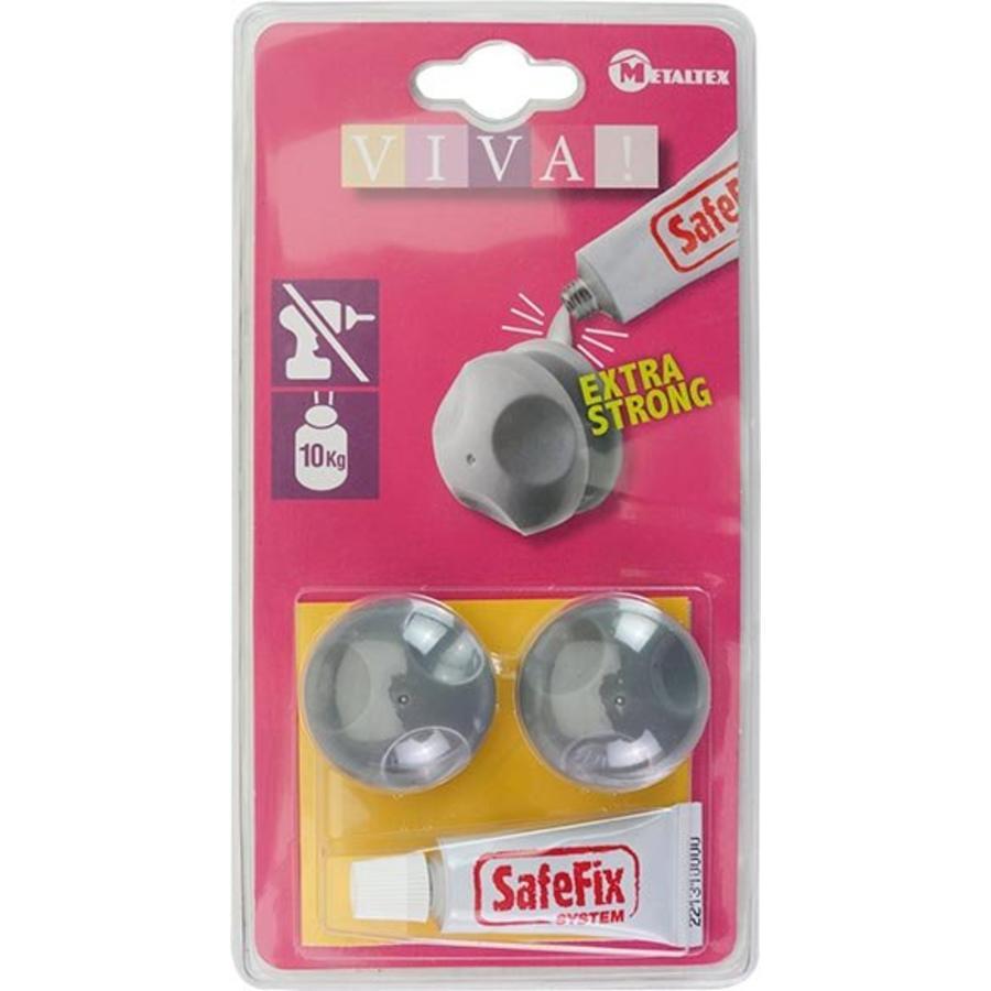 Metaltex | Tomado SafeFix bevestigingsset VIVA