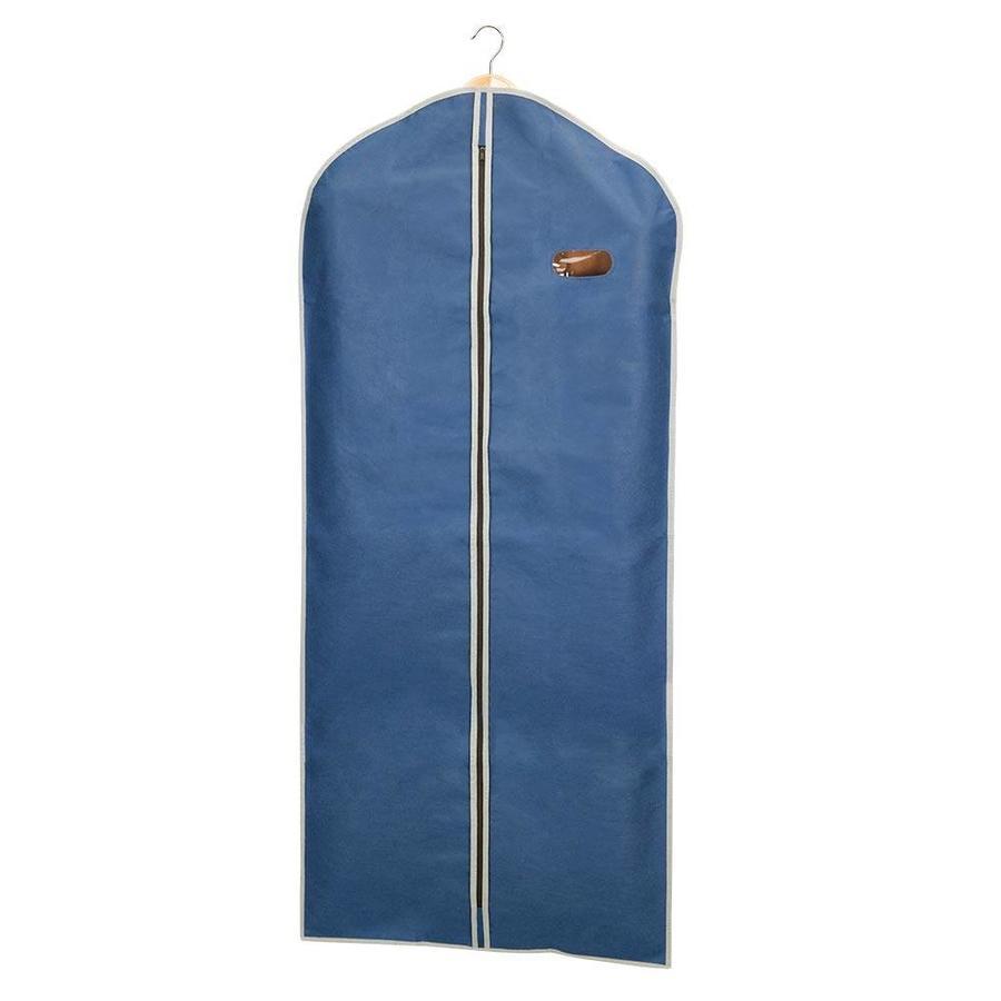 Metaltex   Tomado Kledinghoes marineblauw met kijkvenster 60 x 135